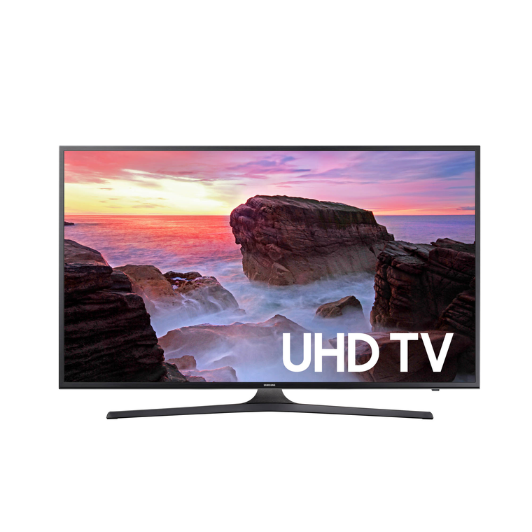 """65"""" Class (64.5"""" Diag.) Class Smart 4K UHD TV at Aaron's in Lincoln Park, MI 