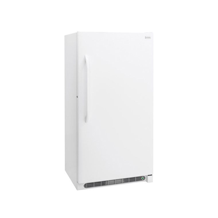 17 cu. ft. Upright Freezer - White