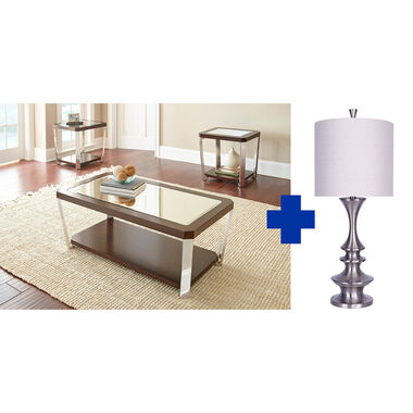 5-Piece Truman Living Room Accessories Collection