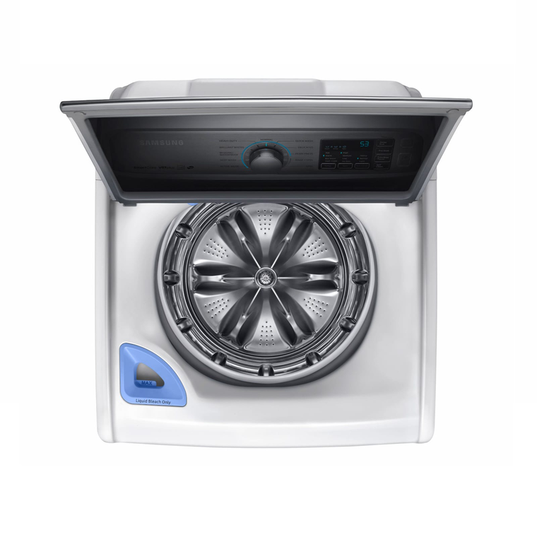 5.0 cu. ft. High Efficiency Top Load Washer & 7.4 cu. ft. Gas Dryer