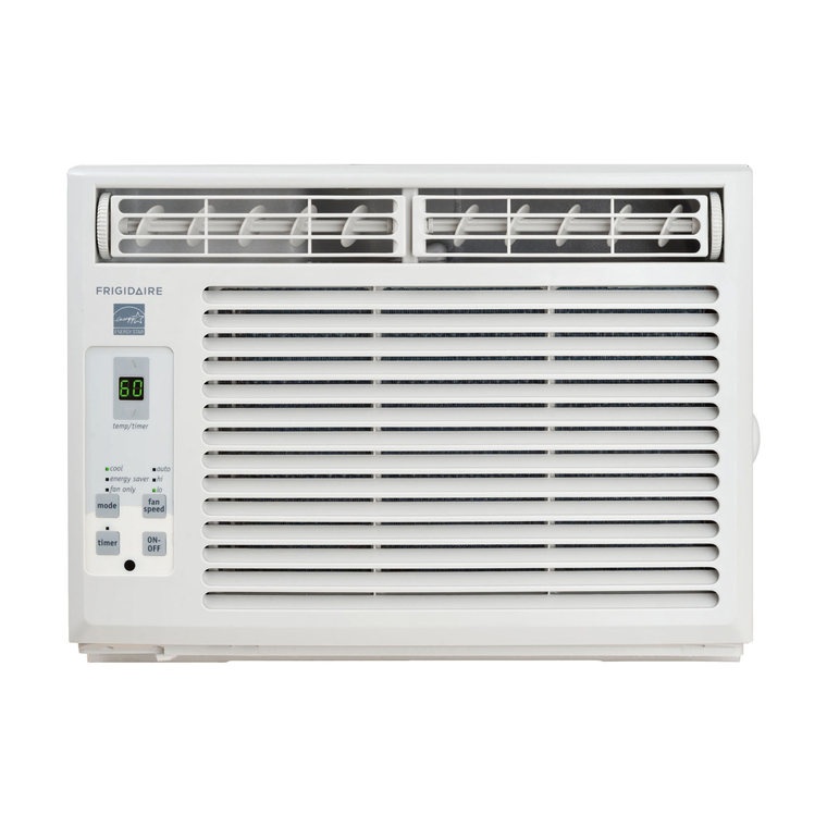 5K BTU Electronic Control Window Air Conditioner at Aaron's in Lincoln Park, MI | Tuggl