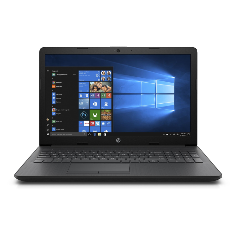 """15.6"""" Laptop with Total Defense Internet Security and Samsung 10.5"""" Galaxy Tab A Tablet"""