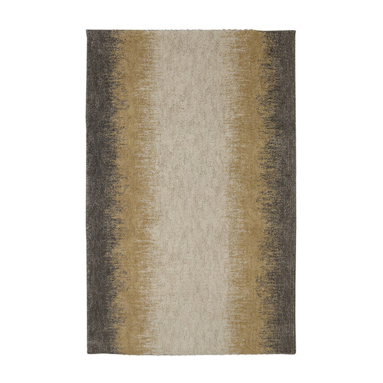 Ribbon Gradiant Striped Rug