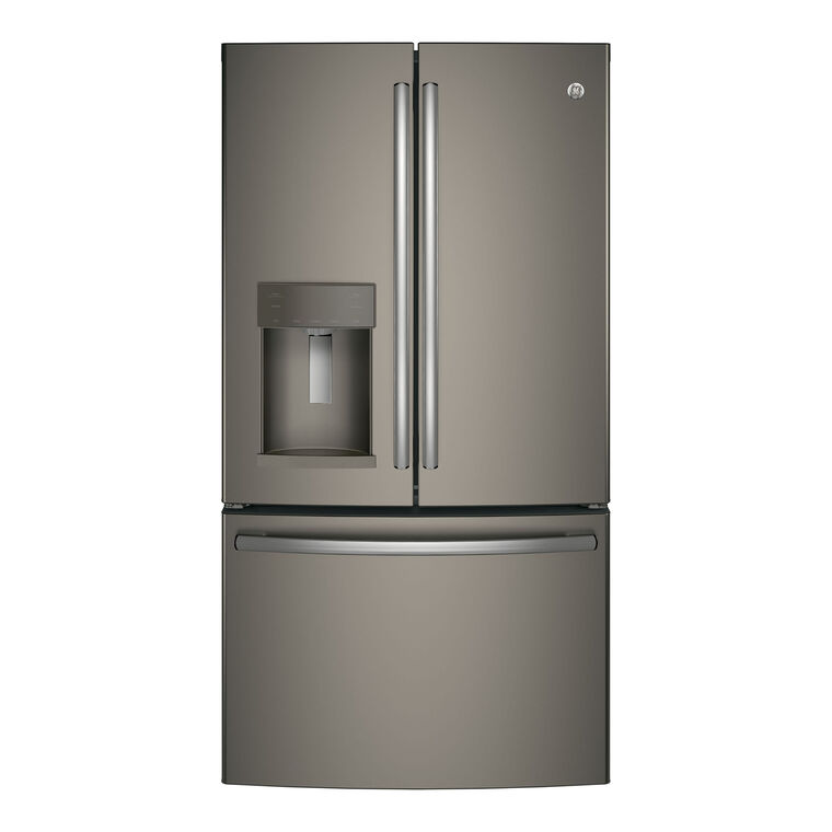 27.8 cu. ft. Energy Star French Door Refrigerator - Slate