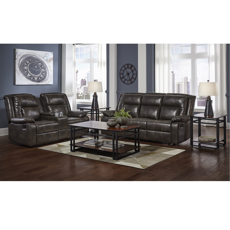 2-Piece Watson Reclining Living Room Collection | Tuggl