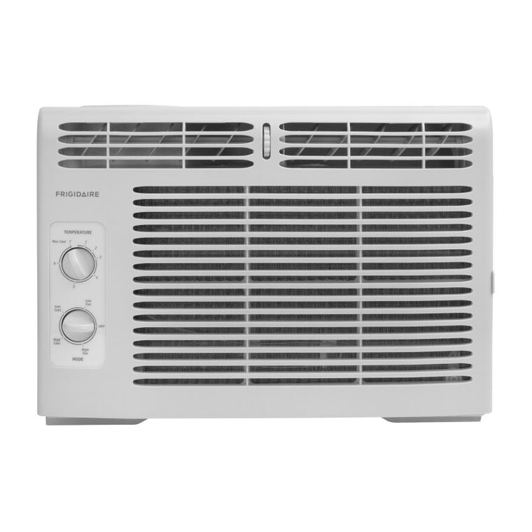 5K BTU 2 Speed Rotary Window Air Conditioner