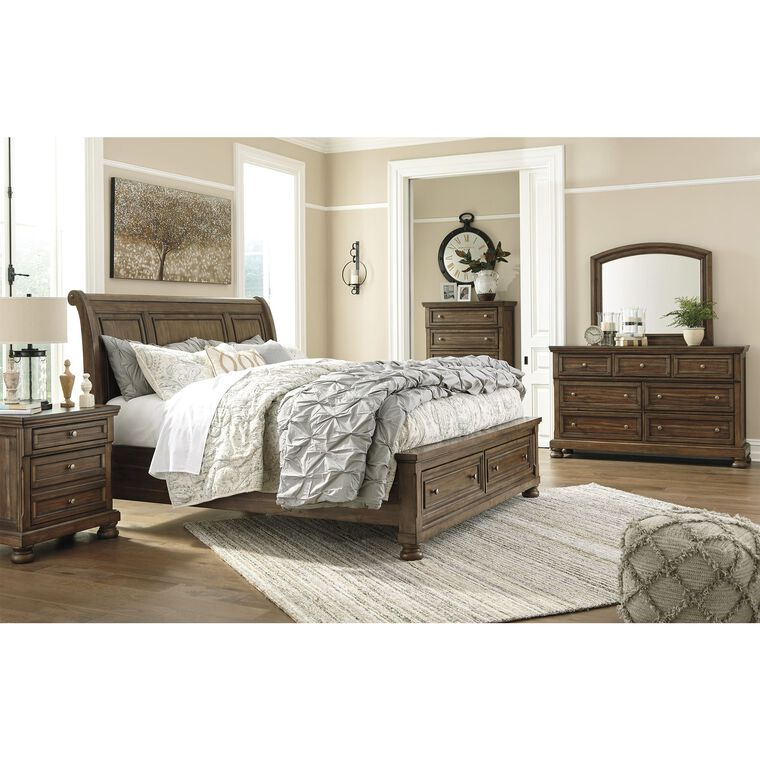 6-Piece Flynnter Bedroom Collection