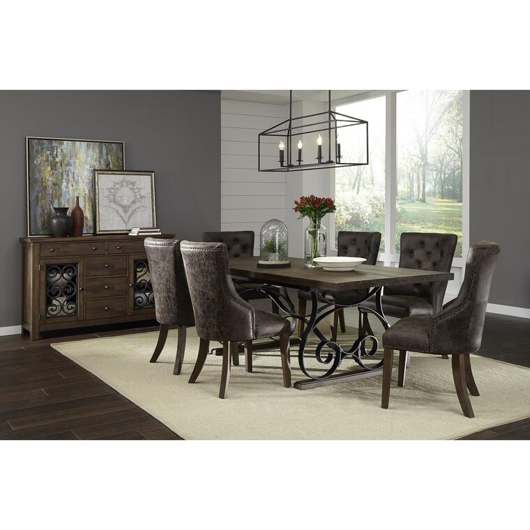 7-Piece Hawkins Dining Room Collection