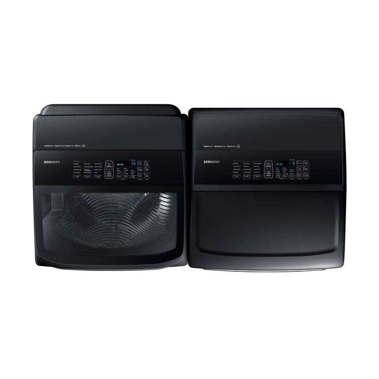 5.2 cu. ft. High-Efficiency Washer & 7.4 cu. ft. Gas Dryer