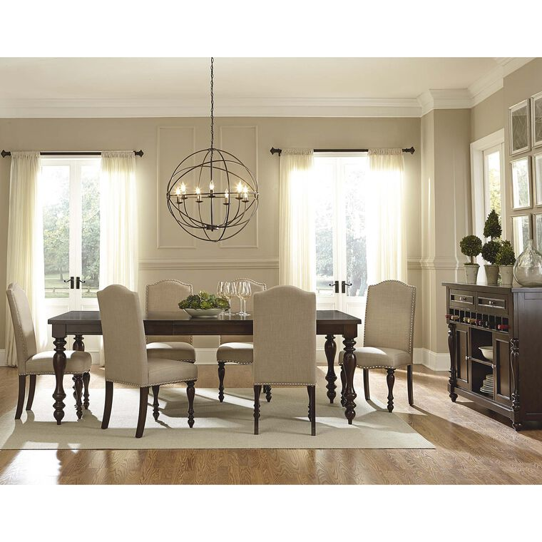 7-Piece McGregor Dining Room Collection