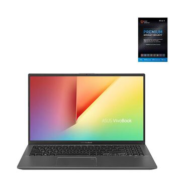 "15.6"" VivoBook Laptop with Total Defense Security"