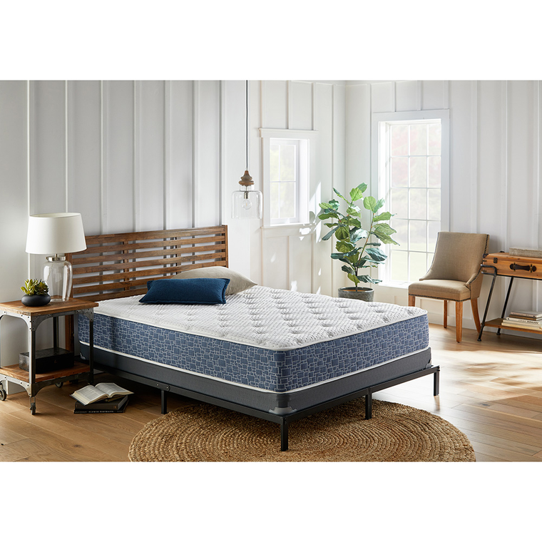 "8"" Tight Top Firm Queen Hybrid Boxed Mattress"
