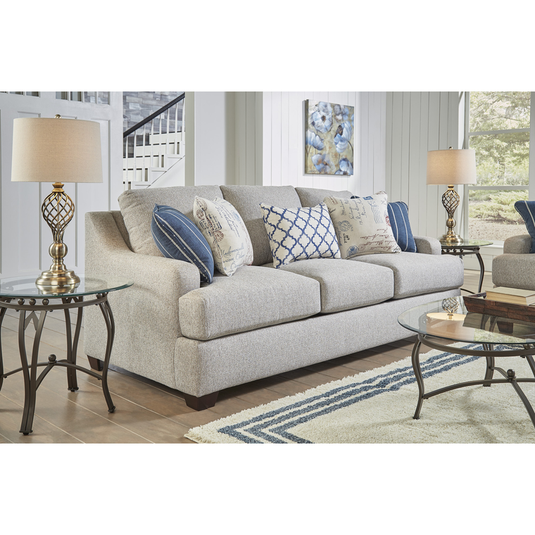 7 piece flora living room collection for Living room 7 piece sets
