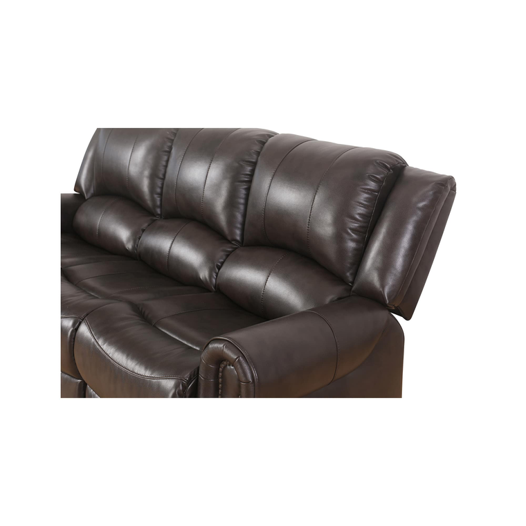 Rent To Own Abbyson Living Bradford Reclining Sofa At