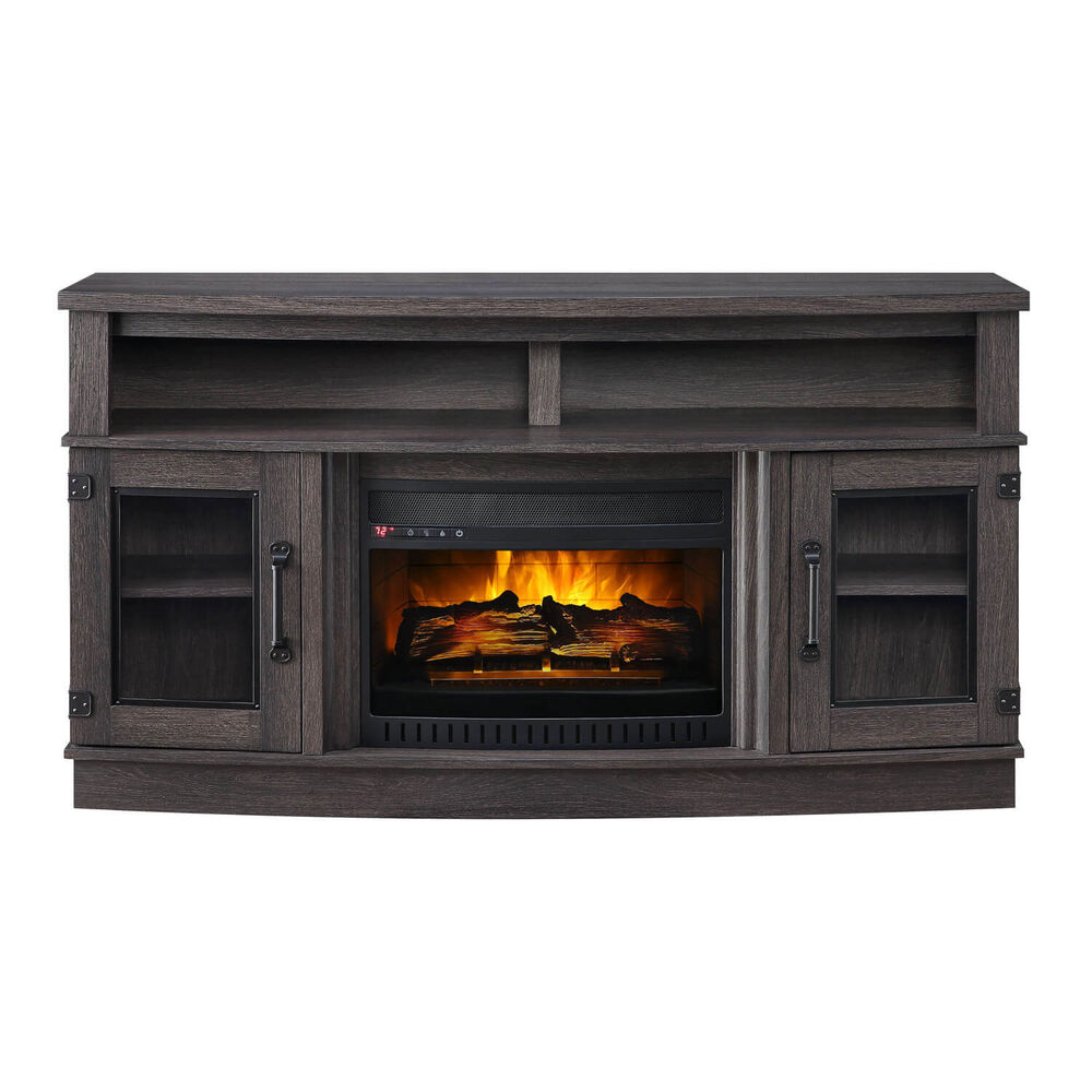 Rent To Own Whalen 60 Fireplace Tv Console With 23 Firebox At