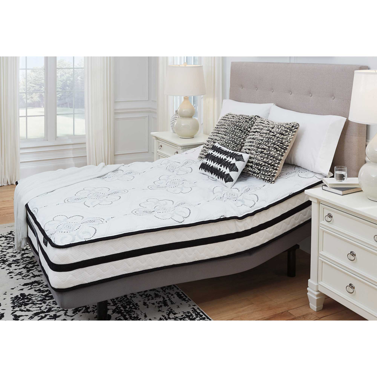 "10"" Tight Top Medium Twin Hybrid Boxed Mattress"