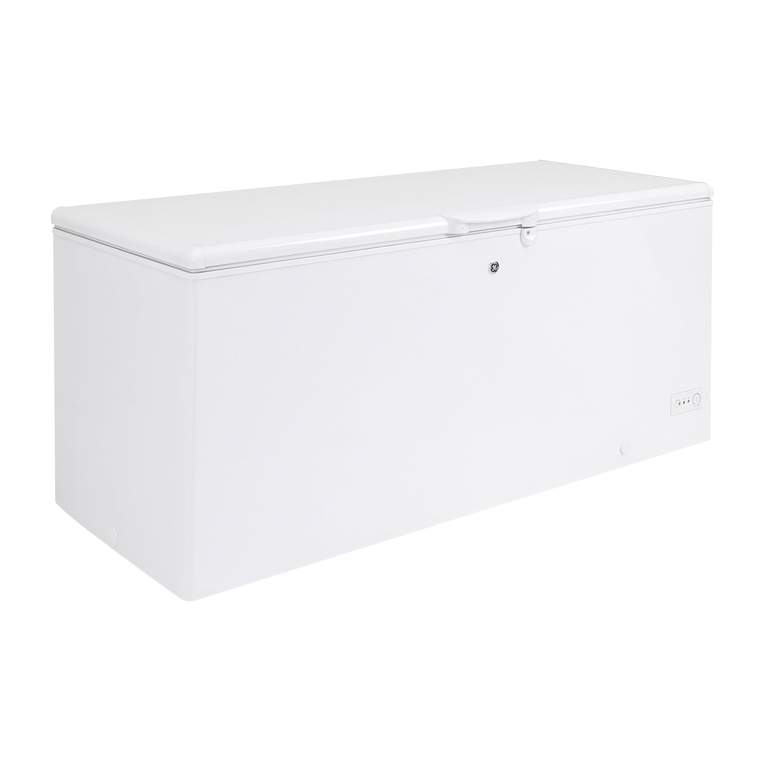 21.7 cu. ft. Energy Star Manual Defrost Chest Freezer