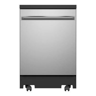 "24"" Portable Dishwasher - Stainless"