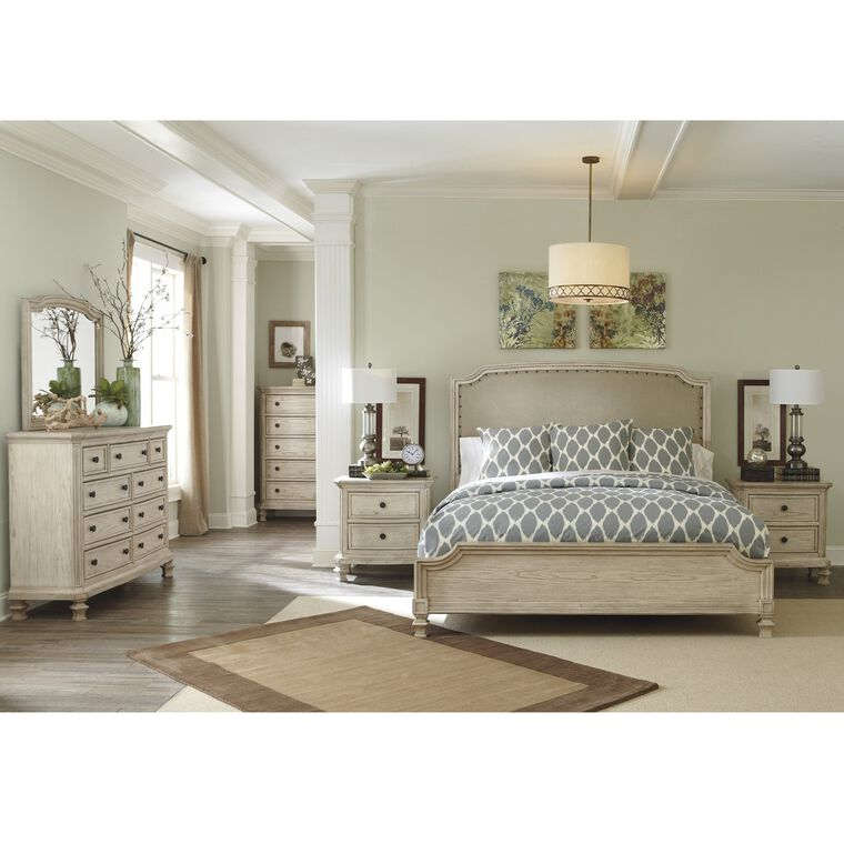 7-Piece Demarlos Queen Bedroom Collection