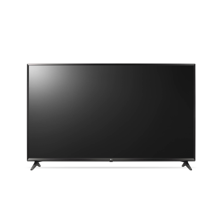 "65"" Class (64.5"" Diag.) Smart 4K UHD TV & 70"" TV Console Bundle"