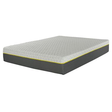 "12"" California King Hybrid Boxed Mattress"
