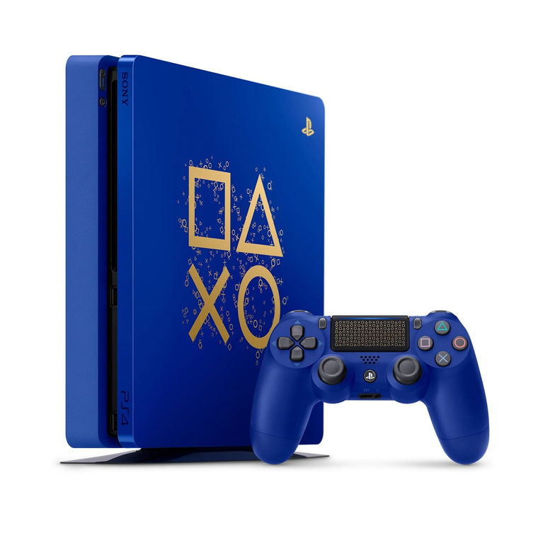Limited Edition PlayStation 4 1TB Days of Play Gaming System