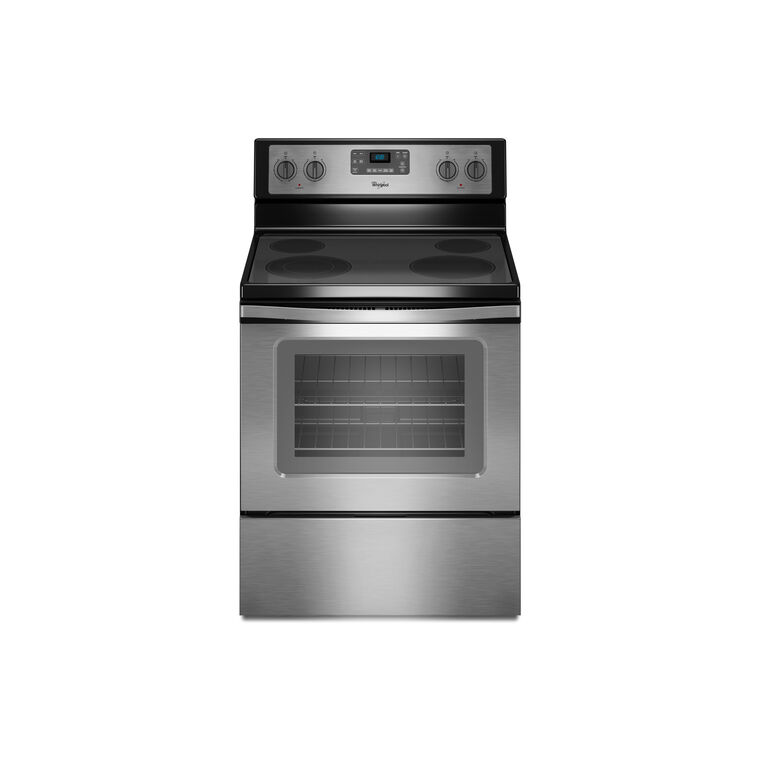5.3 cu. ft. Ceramic Top Electric Range