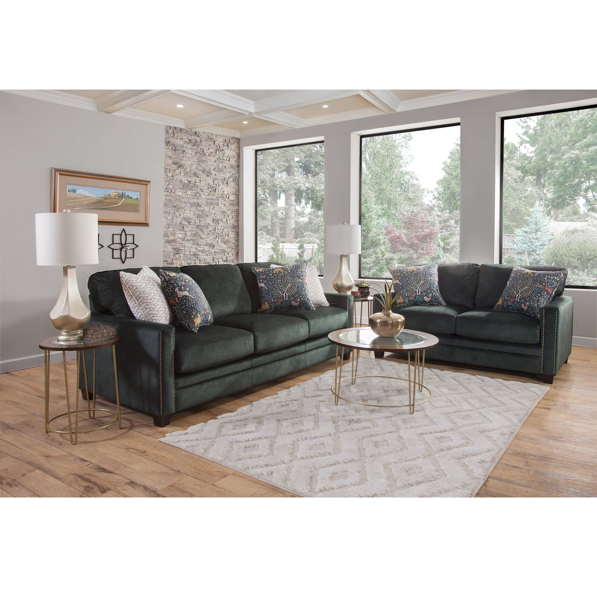 2 Piece Janelle Living Room Collection