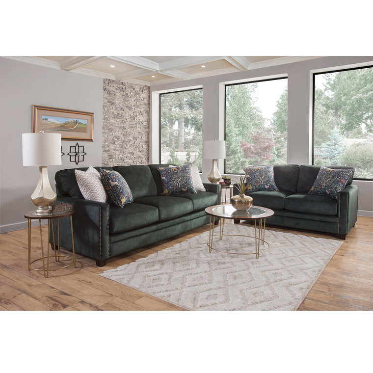 7-Piece Janelle Living Room Collection | Tuggl
