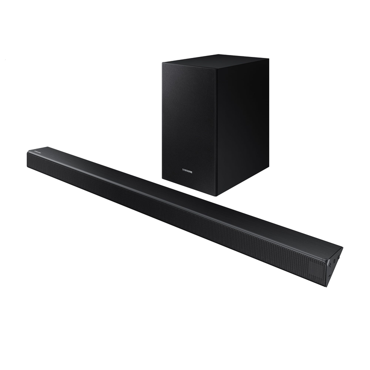 320W 2.1Ch Sound Bar & Wireless Subwoofer