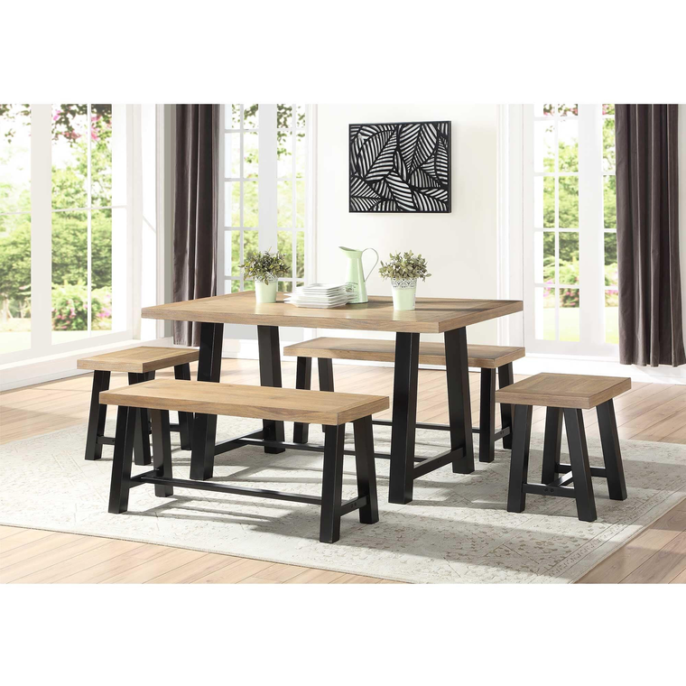 5-Piece Burnell Dining Room Collection