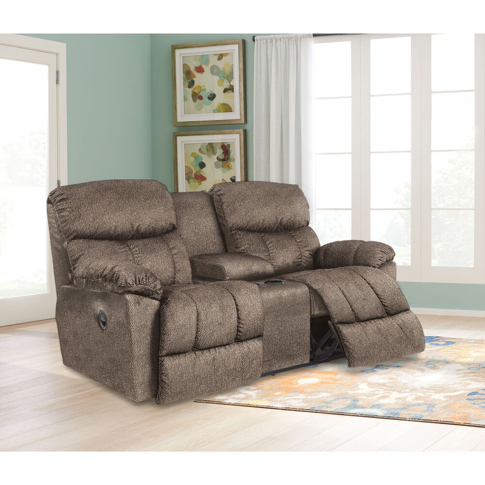 Fantastic Rent To Own La Z Boy Morrison Reclining Console Loveseat At Caraccident5 Cool Chair Designs And Ideas Caraccident5Info