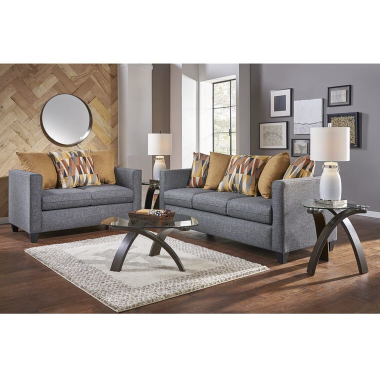 2 Piece Roswell Living Room Collection
