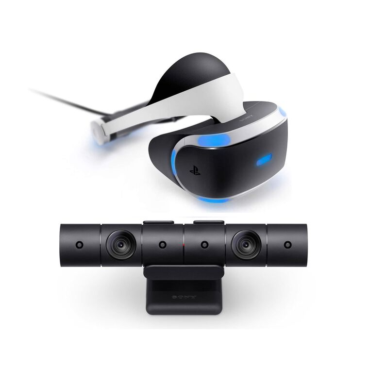 Playstation 4 Virtual Reality Package