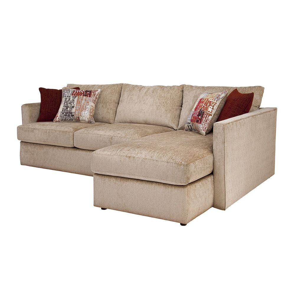 7-Piece Cassie Chaise Sofa Sectional Living Room Collection