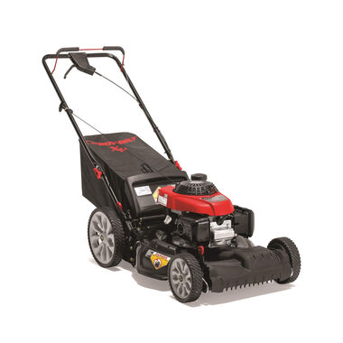 "21"" Self Propelled Front Wheel Drive High Wheel Push Mower with Honda Engine"