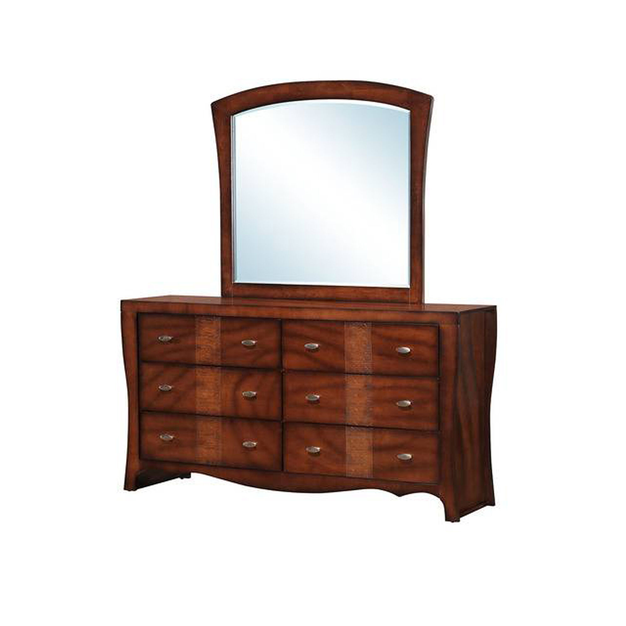 Incroyable 6 Piece Jenny Queen Bedroom Collection