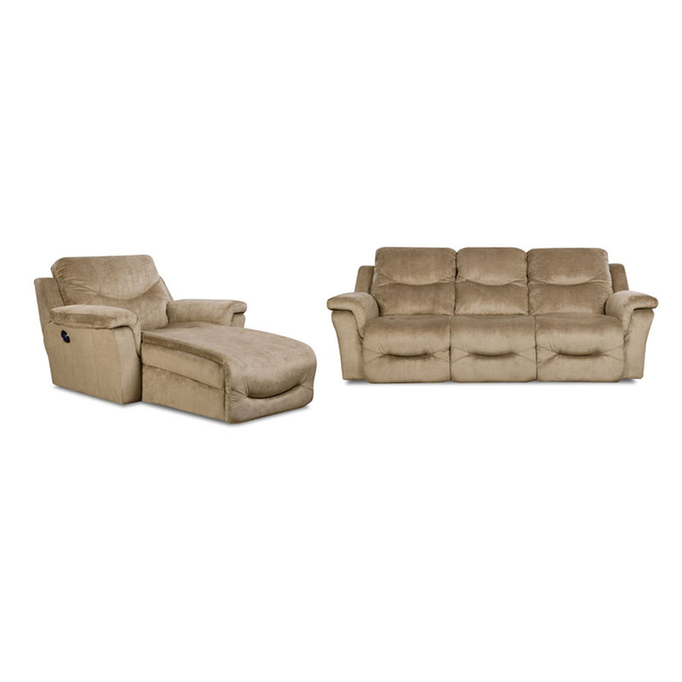 2-Piece Calloway Living Room Collection | Tuggl