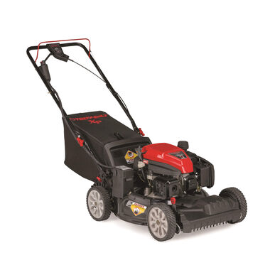 """21"""" Self Propelled Rear Wheel Drive Push Mower with Electric Start"""