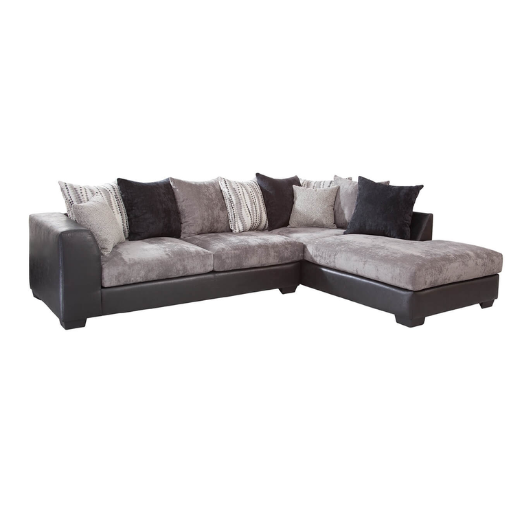 7-Piece Jamal Chaise Sofa Sectional Living Room Collection