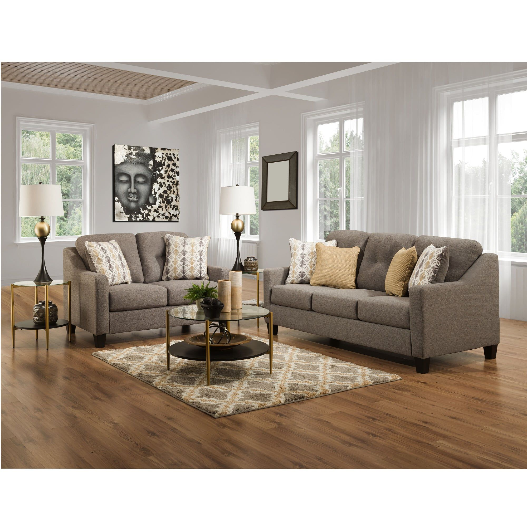 2 Piece Daylon Living Room Collection