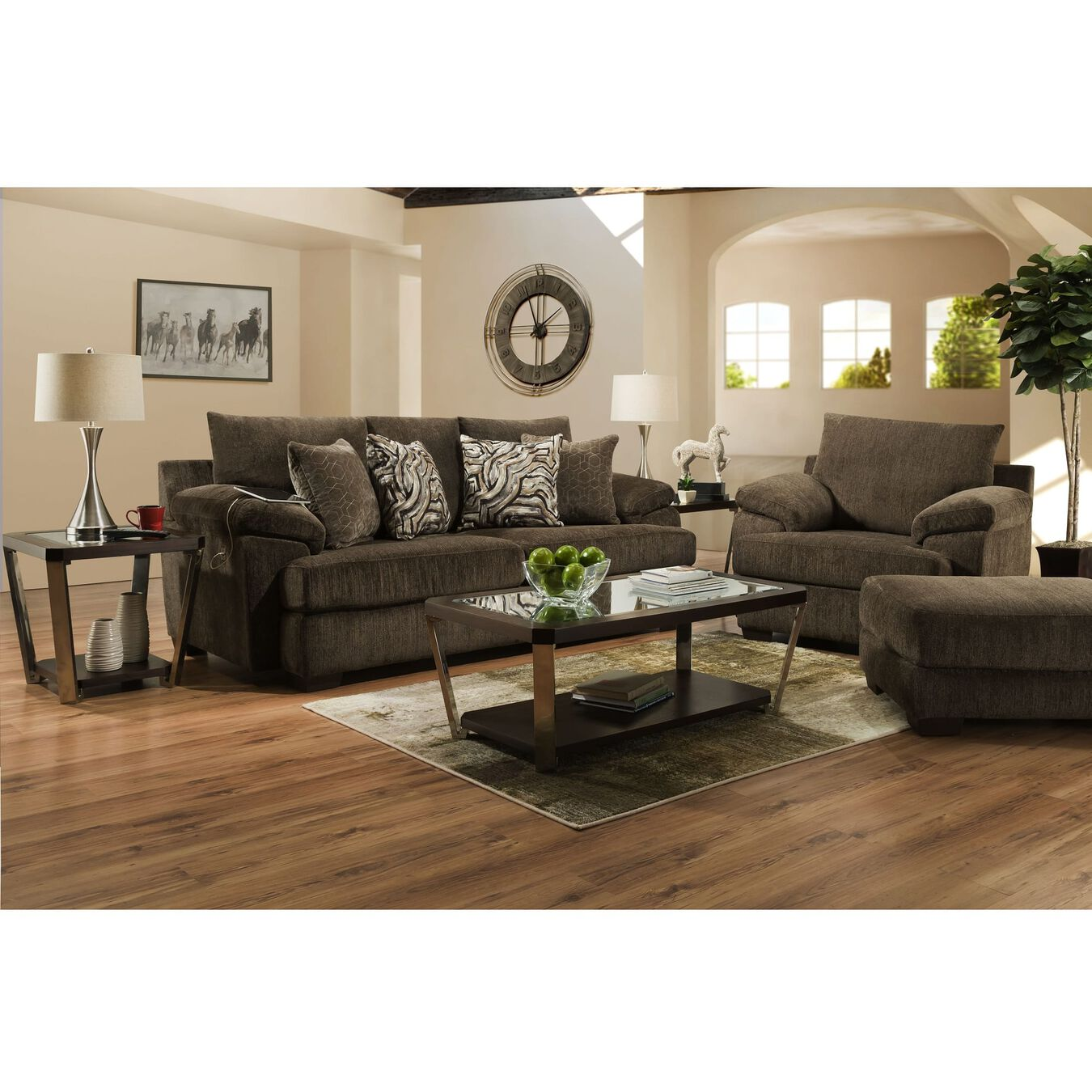 Franklin living room sets 3 piece phoenix living room collection