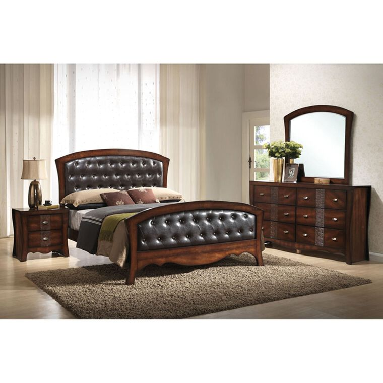 6-Piece Jenny Queen Bedroom Collection