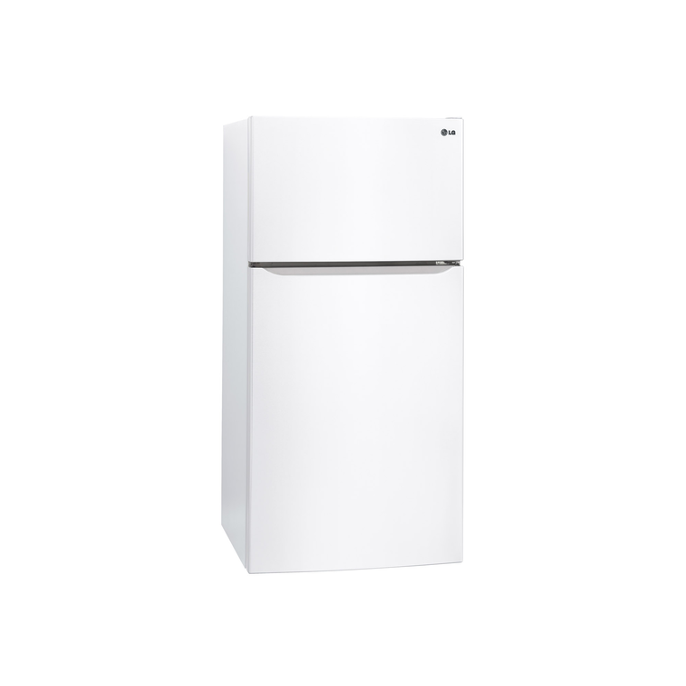 24 cu. ft. Top Freezer Refrigerator - White