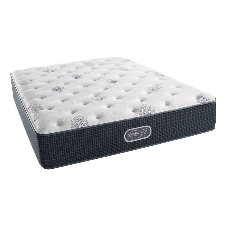 Branson Luxury Firm Queen Mattress with Woodhaven Foundation and Protectors