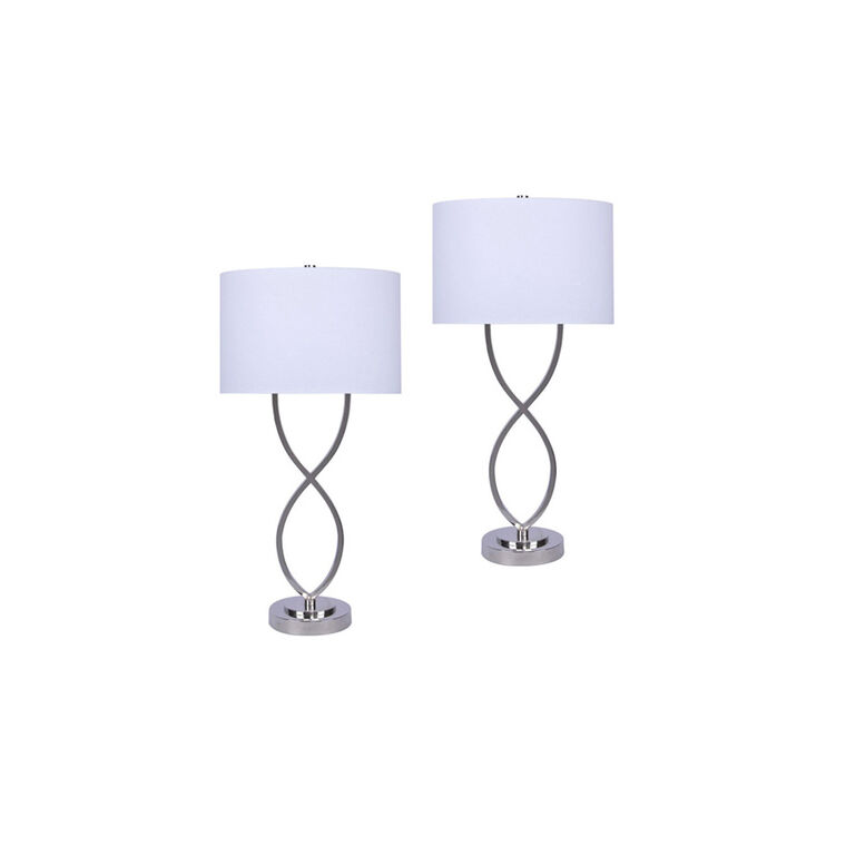 Figure 8 Table Lamp (Set of 2)