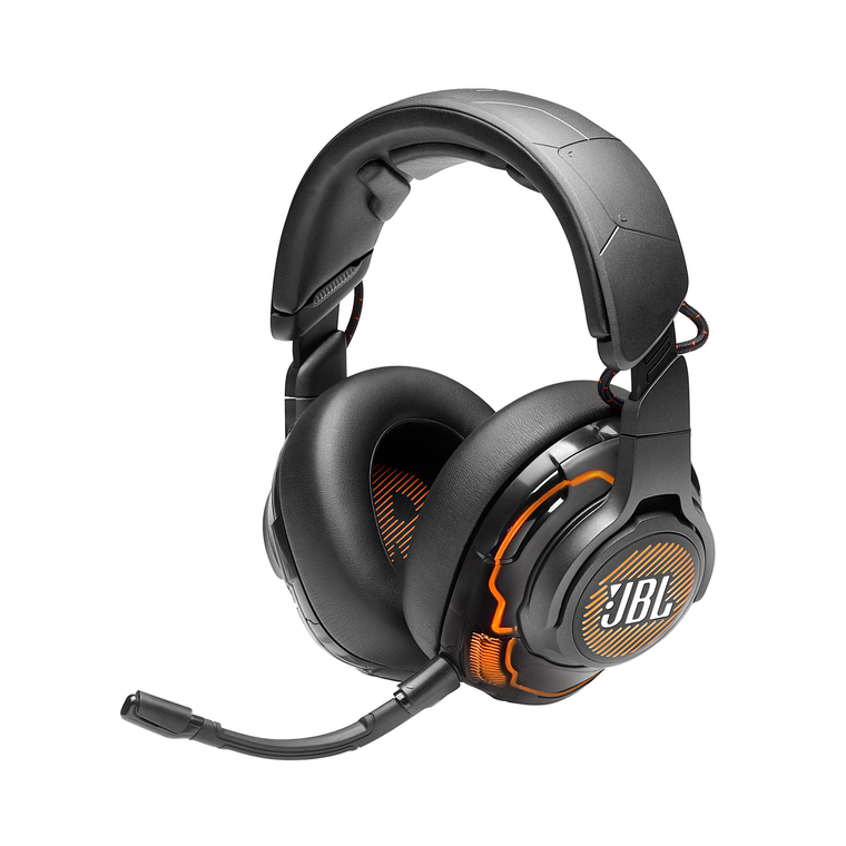 Wireless Over-Ear Gaming Headset