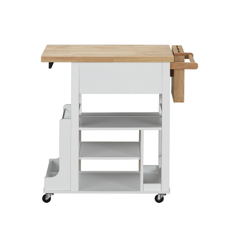 Zillah Kitchen Cart