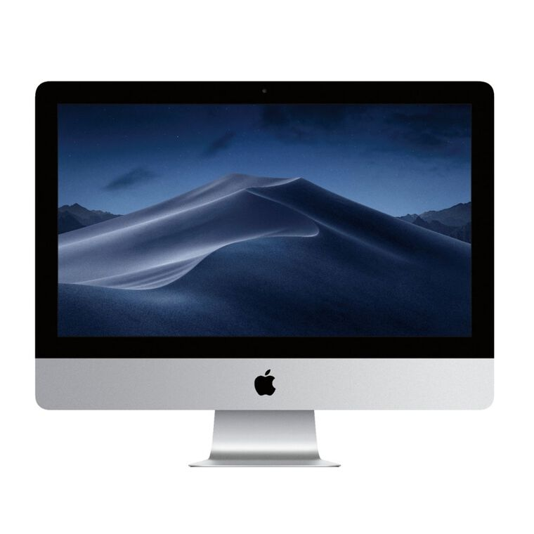 "iMac 21.5"" with 2.3GHz Intel Core i5 - Silver"