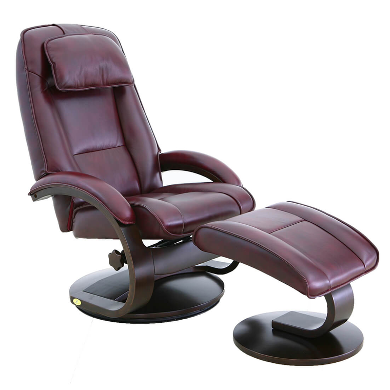 rent to own leather recliner